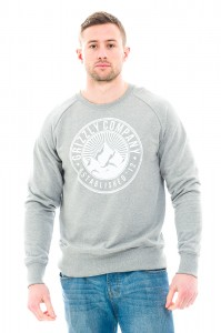 Trademark Crew Light Grey